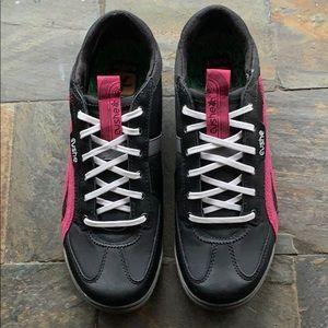 NIB Cushe Vinyl 45' Nylon Women's Sneakers